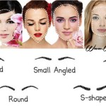 Eyebrow Shaping: How to draw perfect eyebrows suit face shape?