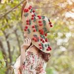 Raffia hats for summer