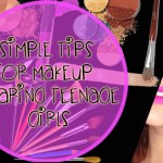 5 Simple Tips For Makeup Wearing Teenage Girls