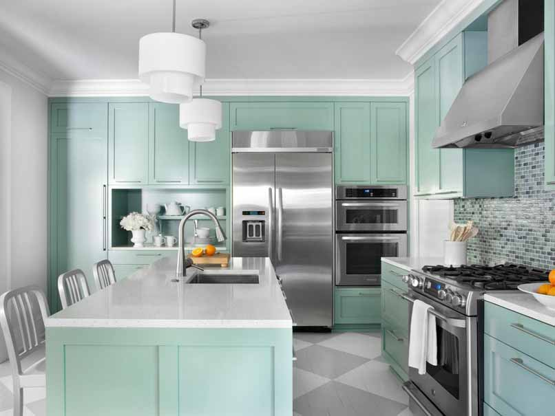 Kitchen-paint-color-ideas-for-small-kitchens