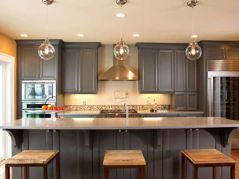Paint-color-ideas-for-kitchen-with-dark-cabinets