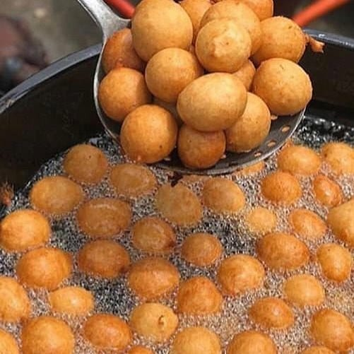 Image result for puff puff and buns