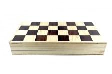 Ajedrez de madera 40 cm # 2 – Wiwi juegos mayoreo