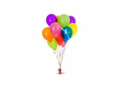 Globos Látex con 100 piezas Wiwi globos de mayoreo