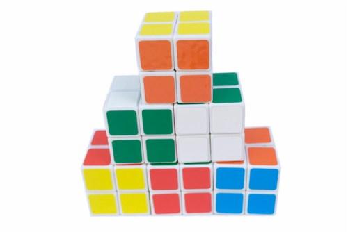 Cubo Mágico Rubik 2 x 2 - Wiwi juegos de mayoreo