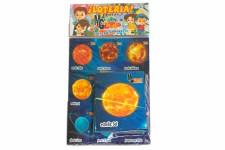 Lotería Didáctica El Cosmos MG - Wiwi Loterías de Mayoreo