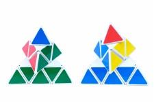 Cubo Mágico Rubik Triangular - Wiwi juegos de mayoreo