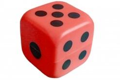 Dados Malú 2.5 huecos 6 piezas – Wiwi juegos de mayoreo