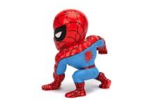 hombre araña clasico de metal