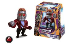 "Star Lord - Peter Quill 4 "" - Jada Die Cast Metals Marvel"