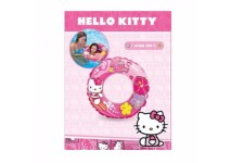 Salvavidas Hello kitty inflable 24 Pulgadas-Wiwi Inflables de Mayoreo