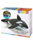 Orca Keiko Montable acuático inflable - Wiwi Inflables de Mayoreo