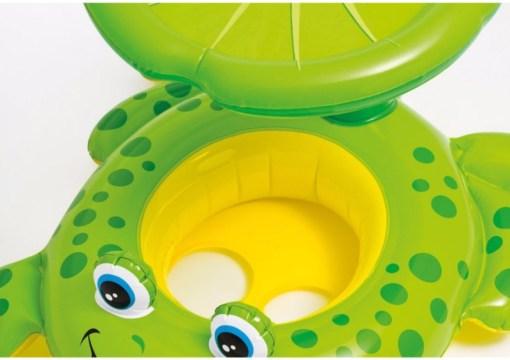 Salvavidas Froggy andadera acuática - Wiwi Inflables de Mayoreo