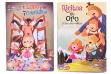 Peque Cuentos de Aventuras para Soñar 4 tomos - Wiwi Libros infantiles