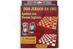 Ajedrez y Damas Inglesas - Wiwi juegos de mayoreo