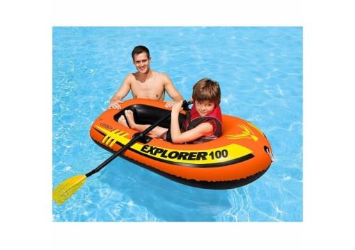 Lancha Explorer 100 Raft - Wiwi Inflables de Mayoreo