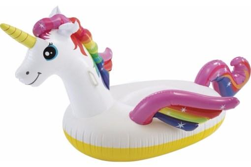 Comprar Unicornio Mega Montable acuático – Wiwi inflables de Mayoreo