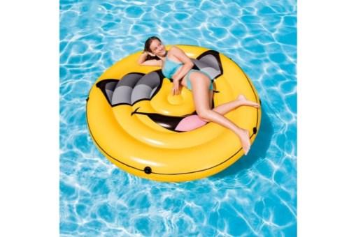 Comprar Isla Smile Mega acuático inflable - Wiwi inflables de Mayoreo