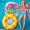 Salvavidas Piña diseño 1.17 m - Wiwi Inflables de Mayoreo