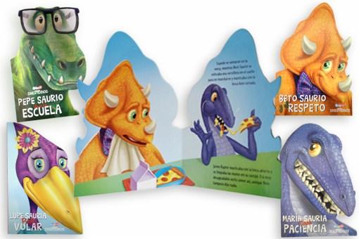 Comprar Libros Divertidinos 4 tomos - Wiwi Libros infantiles
