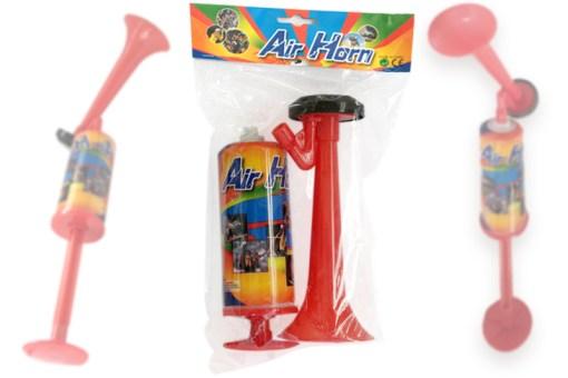 Corneta con bomba de aire - Wiwi Fiestas de mayoreo