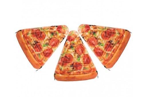 Inflable Rebanada de Pizza - Wiwi inflables de mayoreo