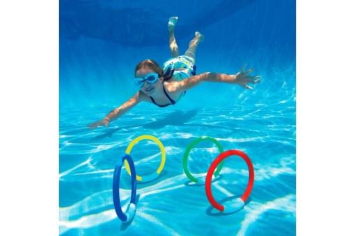 Aros submarinos para practica de buceo - Wiwi mayoreo