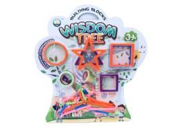 Wisdom Tree Didácticos de Ensamble - Wiwi bloques de mayoreo