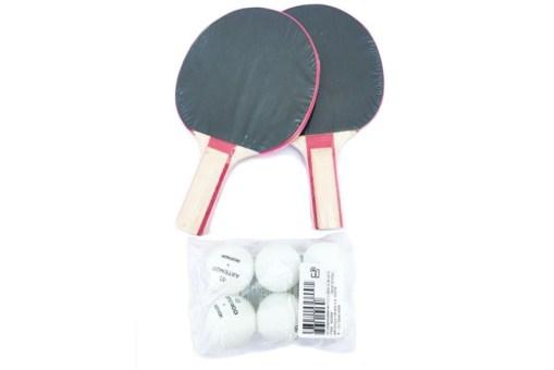 Raquetas de ping pong 2 piezas- Juguetes de Mayoreo