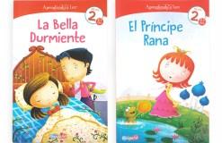 Aprendiendo a leer 2° Nivel 4 libros- didácticos de mayoreo