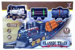 Classic Express Train - Tren de pilas - juguetes de mayoreo