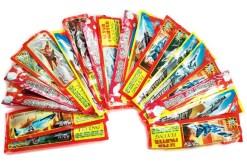 Aviones de Unicel de colección paquete con 20 piezas