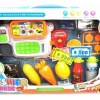 Cashier desk caja registradora con accesorios – juegos didácticos