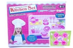 Kitchen Set juego de té para niñas - juegos y juguetes mayoreo