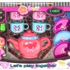Luci Kitchen and té set cocina y juego de té - juegos y juguetes