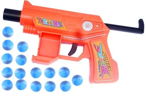 Pistola lanza bolas de hidrogel -Fiestas