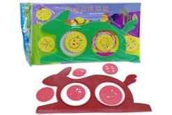 Espirógrafo de Conejo 12 piezas- Juegos didácticos