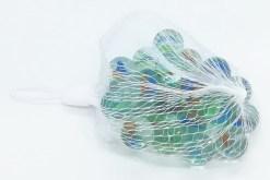 Canicas Transparentes 14 mm con 25 piezas - Juegos de destreza