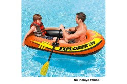 Lancha Explorer 200 Raft 58330np - Playa y vacaciones