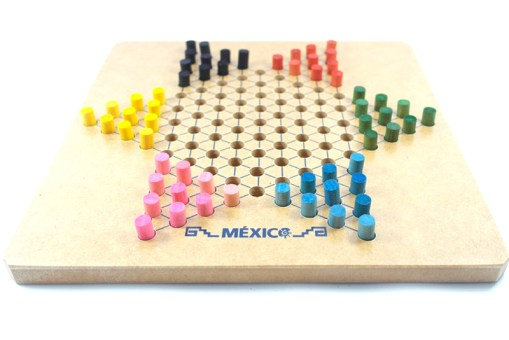 Damas Chinas de Palitos de madera 30 cm – Wiwi juegos