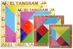 Juego de Tangram de Madera Jumbo-Wiwi Juegos de mayoreo