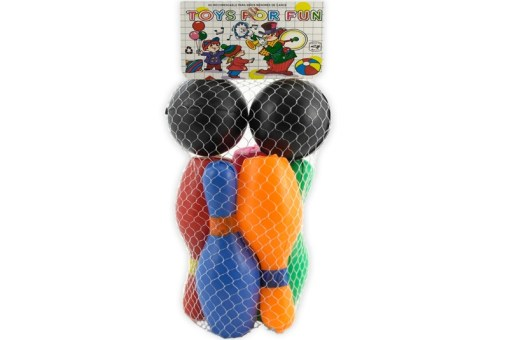 Mini Boliche de juguete - Wiwi Juegos de mayoreo