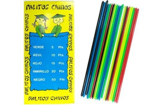 Palitos Chinos de Paquete - Wiwi Juegos de mayoreo