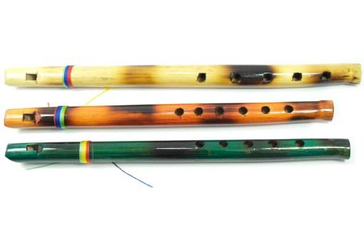 Flauta de carrizo instrumento musical – Wiwi Musical, juguetes didácticos - musicales