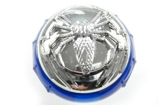 Trompo Spider Cromo Profesional - Wiwi juegos de mayoreo