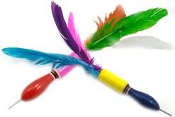 Dardos de madera para globos - Wiwi fiestas de mayoreo