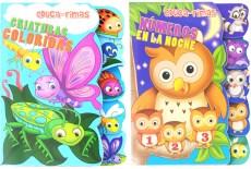 Comprar Libros Educa Rimas 4 tomos - Wiwi Libros infantiles