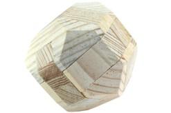 Rompecabezas 3D Bola de Madera -Wiwi Juegos de mayoreo