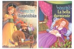 Libros Peque cuentos de Hadas Grimm - Wiwi Libros infantiles