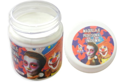 juguetes para fiestas, Maquillaje de fantasía de Tarro - Wiwi fiestas de mayoreo